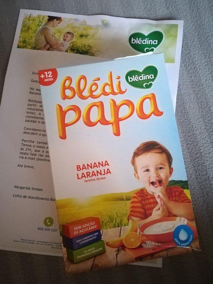 Amostra -Papa blédina 24852110