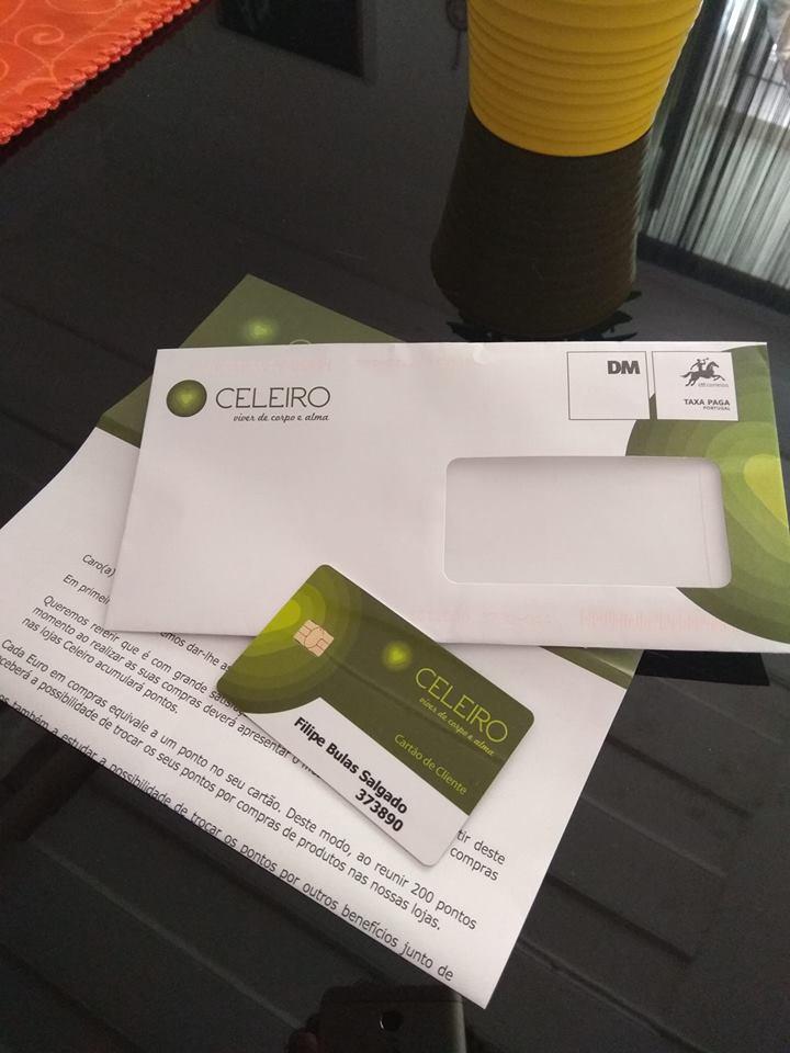 Amostras Celeiro - Cartão Celeiro 26731210