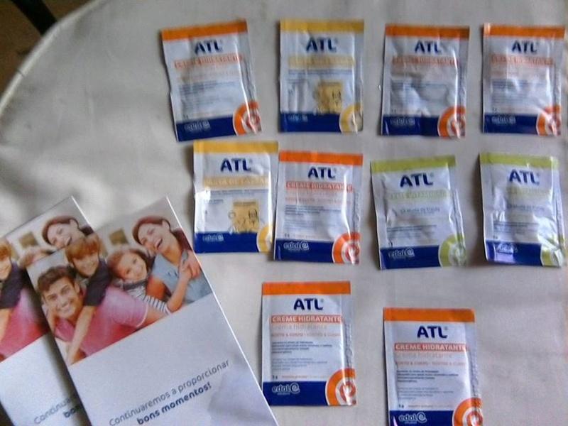 Amostras Edol - Cremes ATL [Recebido]  [Com video] - Página 2 30530410
