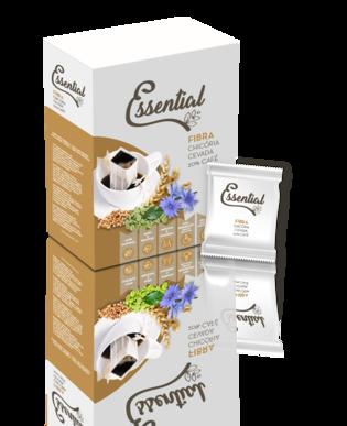 Amostras Essential- bebida à base de cereais Fef96710