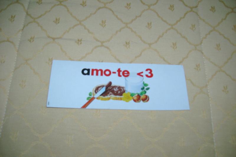 Amostras Nutella-etiquetas personalizadas Imagem29