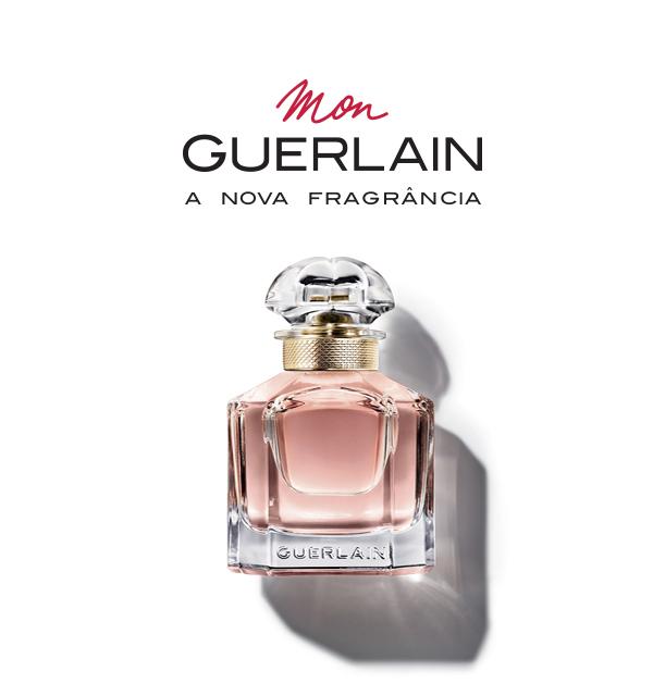 Amostras Perfumaria Douglas- perfume Mon Guerlain  Packsh10