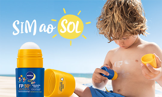 Amostras Nivea- nivea sun kids roll-on Unname10