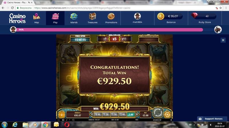 Screenshoty naszych wygranych (minimum 200zł - 50 euro) - kasyno - Page 7 Legacy10