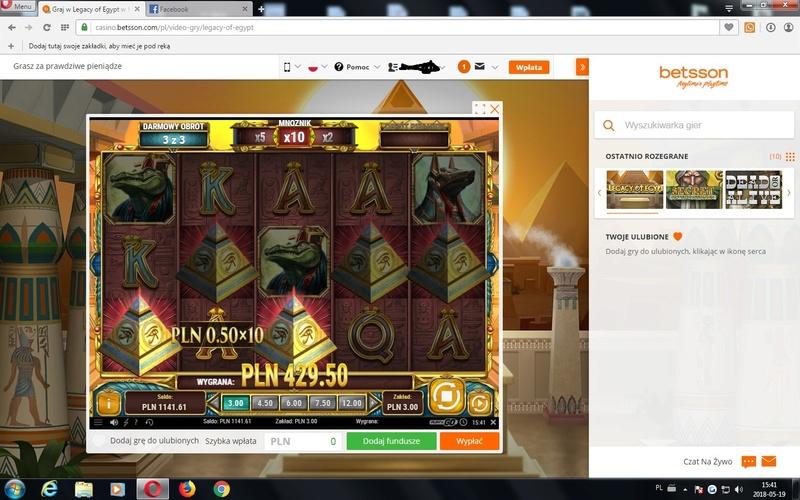 Screenshoty naszych wygranych (minimum 200zł - 50 euro) - kasyno - Page 7 Legacy12
