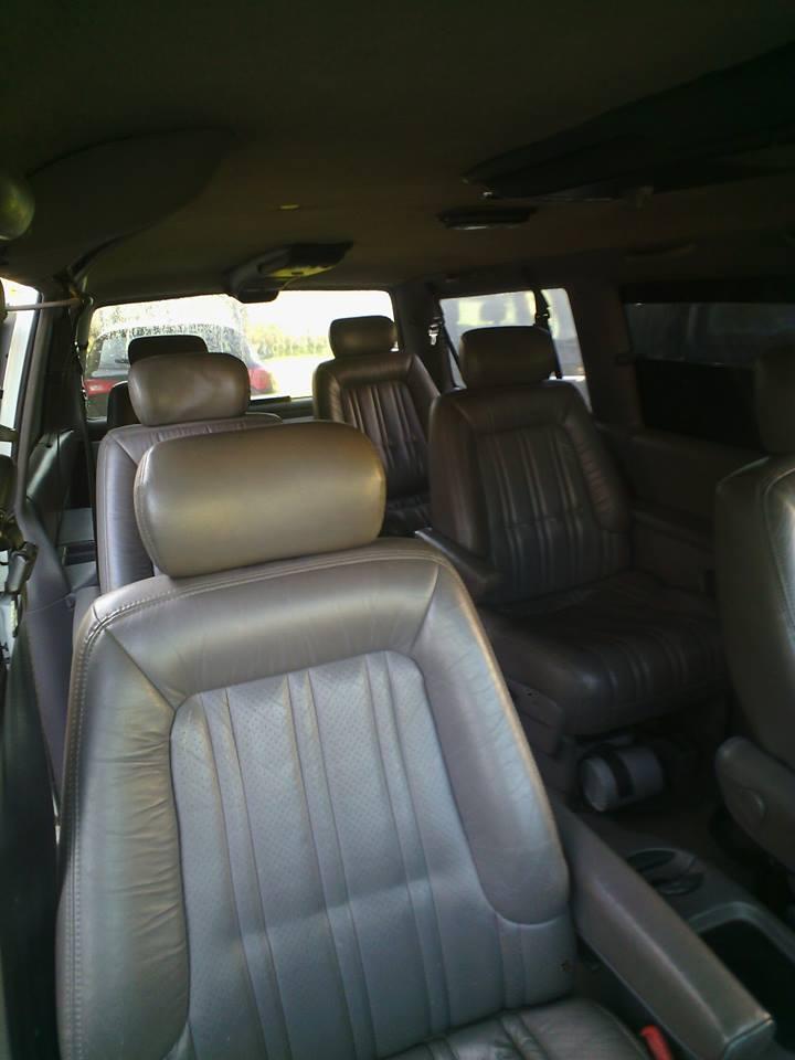modularité des sièges arrières 24131311