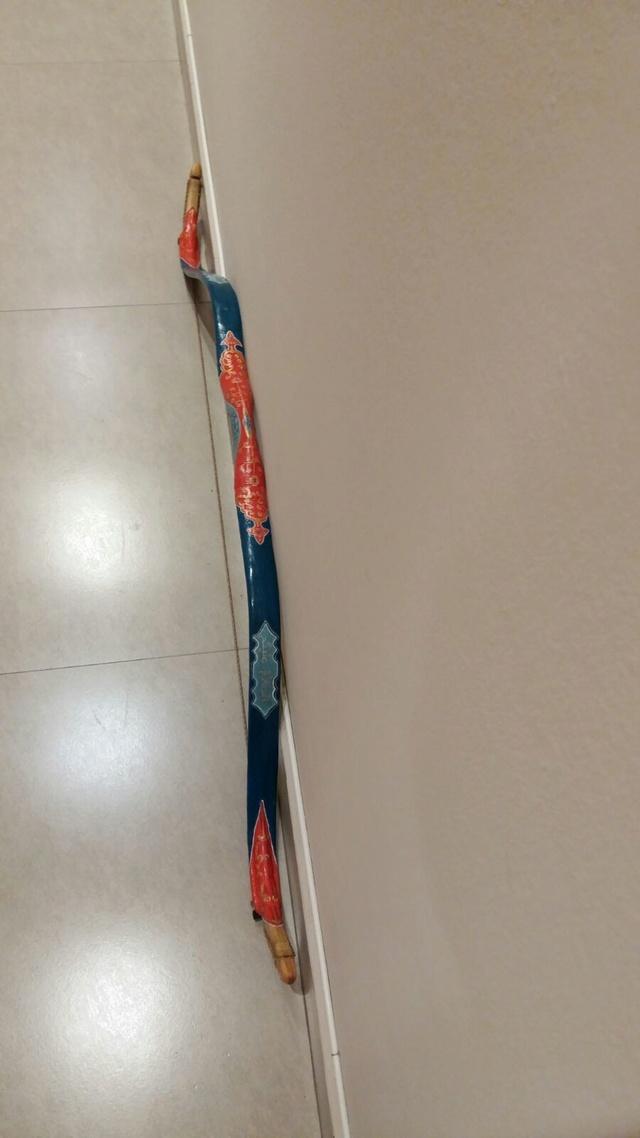 Arco turco hecho con cuerno y tendón  110