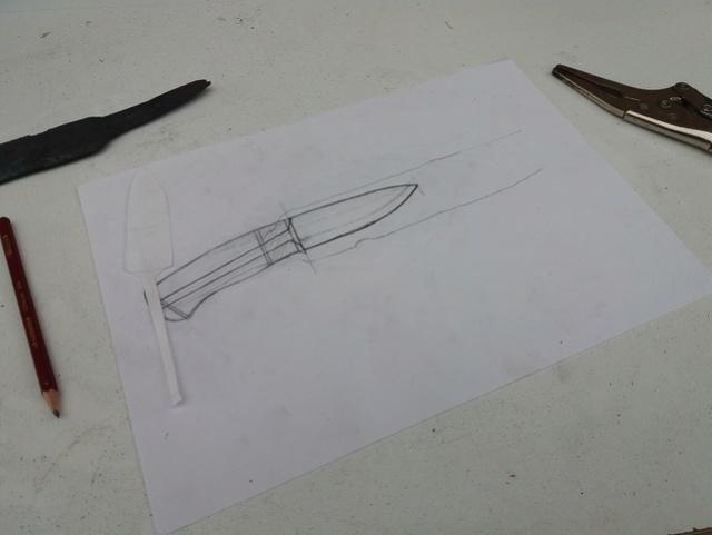 Curso de elaboración de cuchillos Nórdicos. Alfonso García-Oliva. (Iurde)  - Página 2 1112