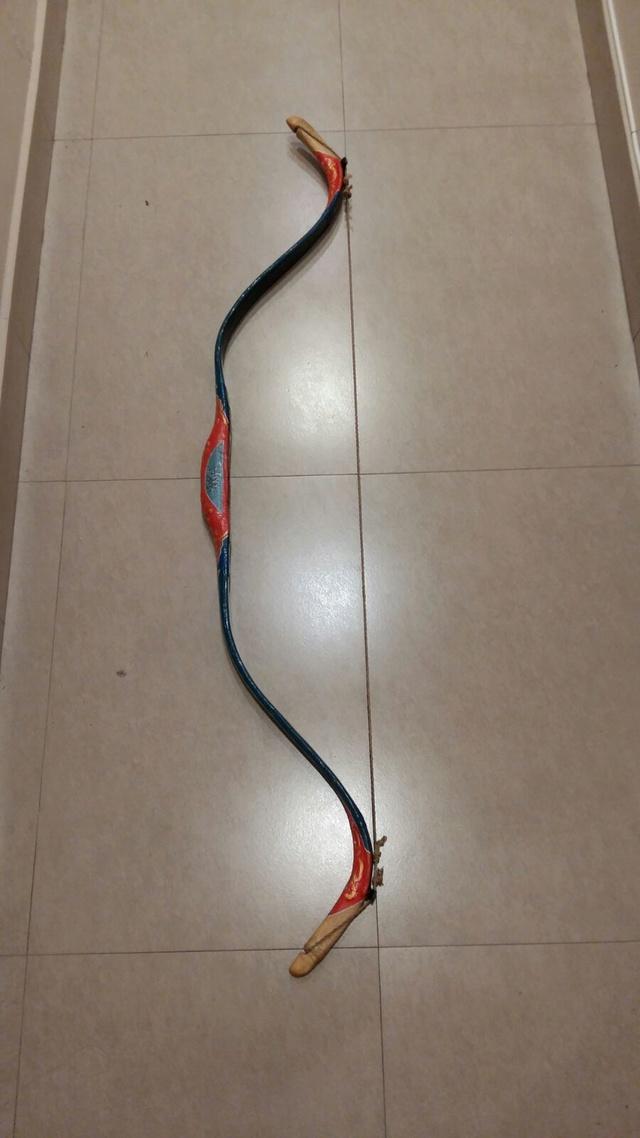 Arco turco hecho con cuerno y tendón  210