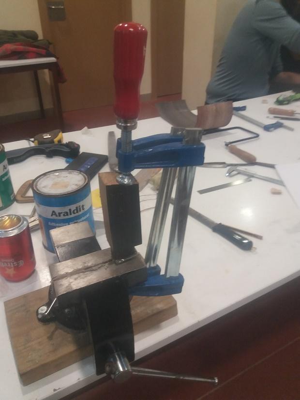 Curso de elaboración de cuchillos Nórdicos. Alfonso García-Oliva. (Iurde)  - Página 2 2810