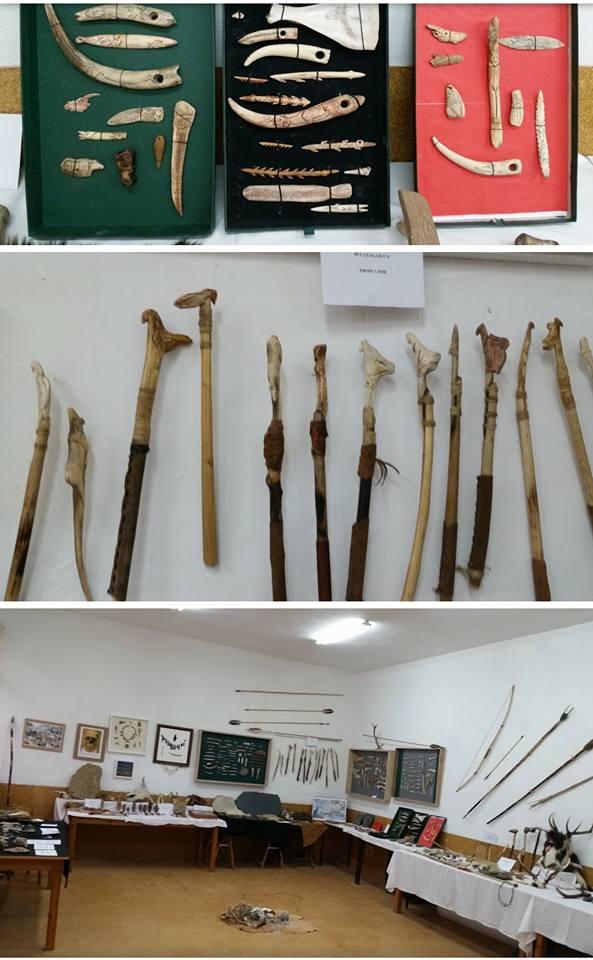 El Museo de Réplicas Prehistóricas en Elgoibar (Guipuzkoa) 28276311