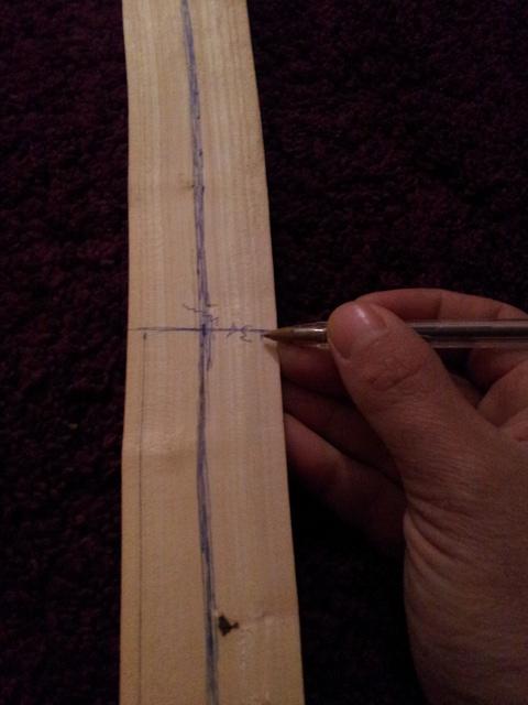 Tutorial arco de vara de almez/arco para Zorro 28_tut10