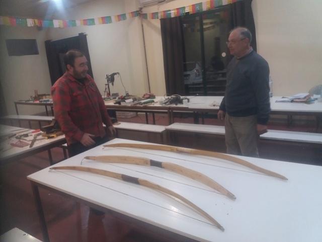 Curso de elaboración de cuchillos Nórdicos. Alfonso García-Oliva. (Iurde)  - Página 2 3010