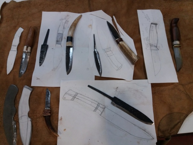 Curso de elaboración de cuchillos Nórdicos. Alfonso García-Oliva. (Iurde)  - Página 2 3710