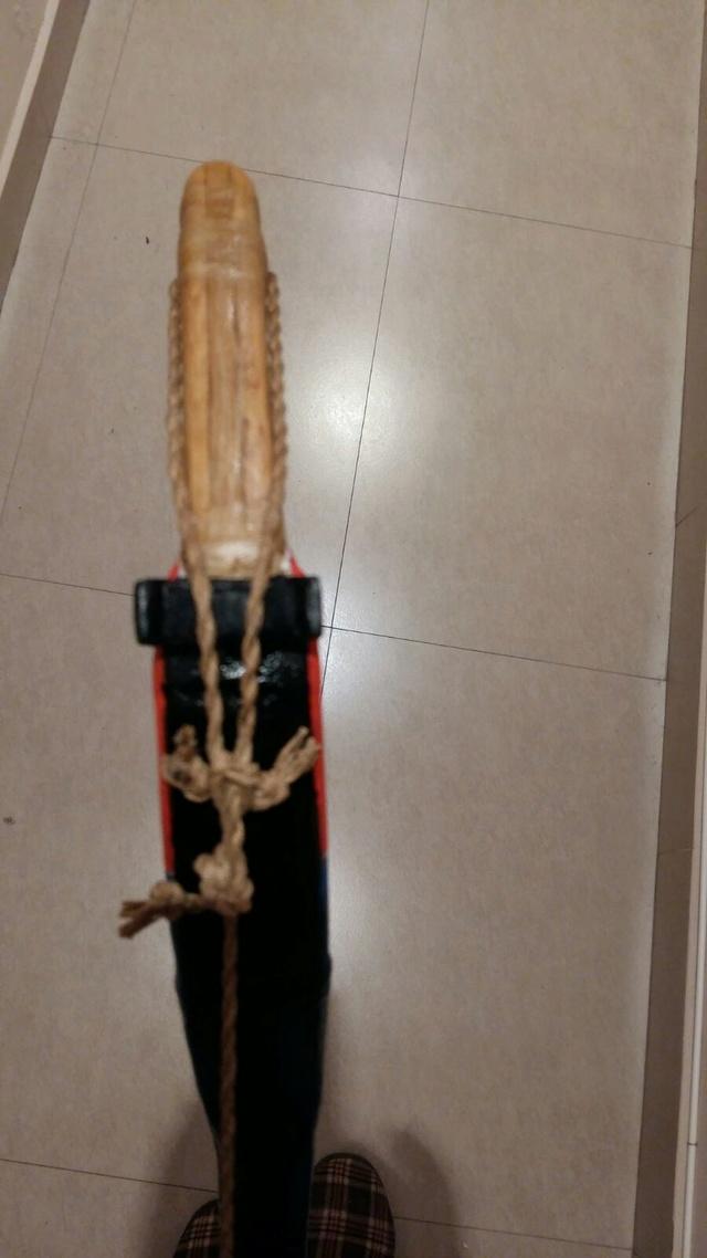 Arco turco hecho con cuerno y tendón  710