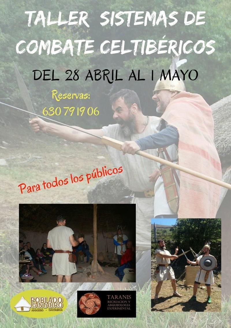 Cursos y actividades en el Poblado Cántabro de Argueso Dda6bd10