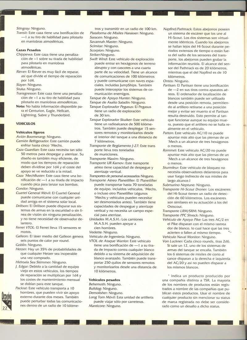 Ajustes Mechs Escane11