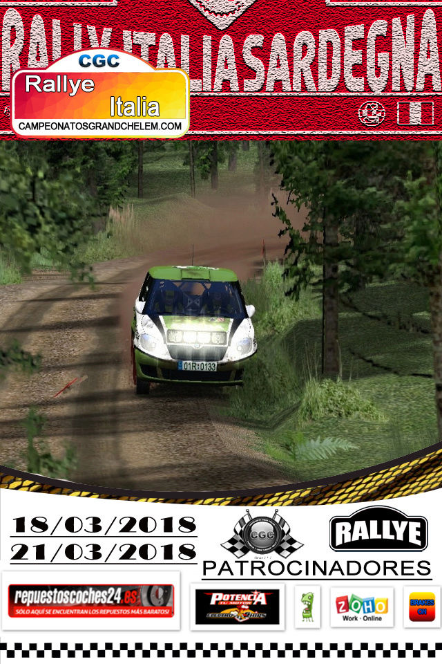 ▄▀▄ Roadbook confirmación pilotos del rally de Italia 18-21/04/2018 ▄▀▄  Log_ra11