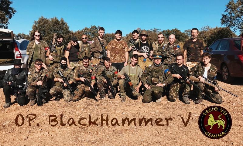 OPERACION BLACKHAMMER 5 DOMINGO  29/10/2017 De7da810
