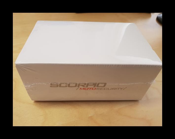 Alarma de motoScorpio SR-I600 bidirecional Ashamp11