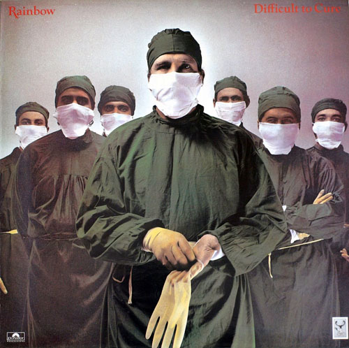 Rainbow - Difficult To Cure (1981) Front12