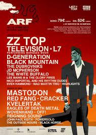 Agenda de giras, conciertos y festivales 201511