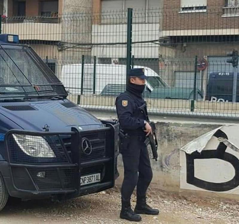 el AVE quizá llegará soterrado a Murcia pero la impunidad política camina por la superficie. - Página 7 Screen14