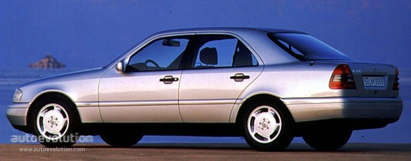 C280 Branca 1996 R$ 45.000,00 W202_s10
