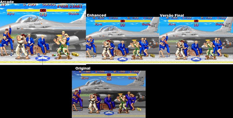 Street Fighter 2 The New Challengers MSU Hack 33u77210