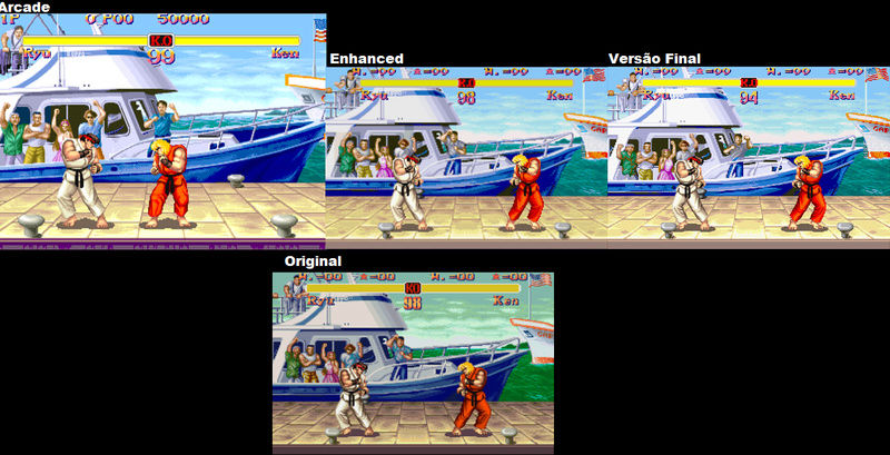 Street Fighter 2 The New Challengers MSU Hack A2qhea10