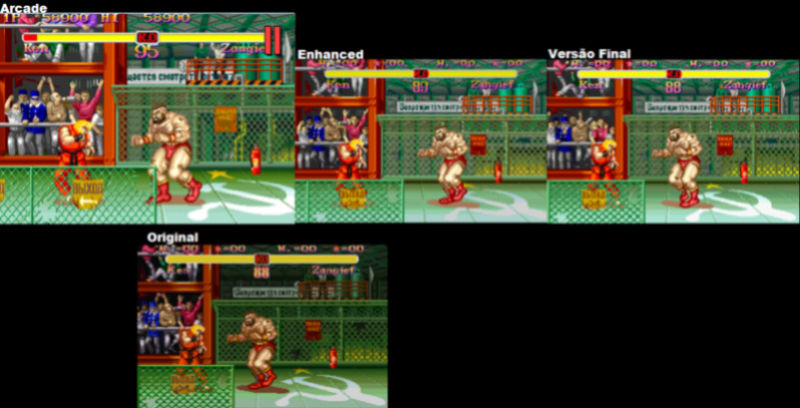 Street Fighter 2 The New Challengers MSU Hack Fctulv10