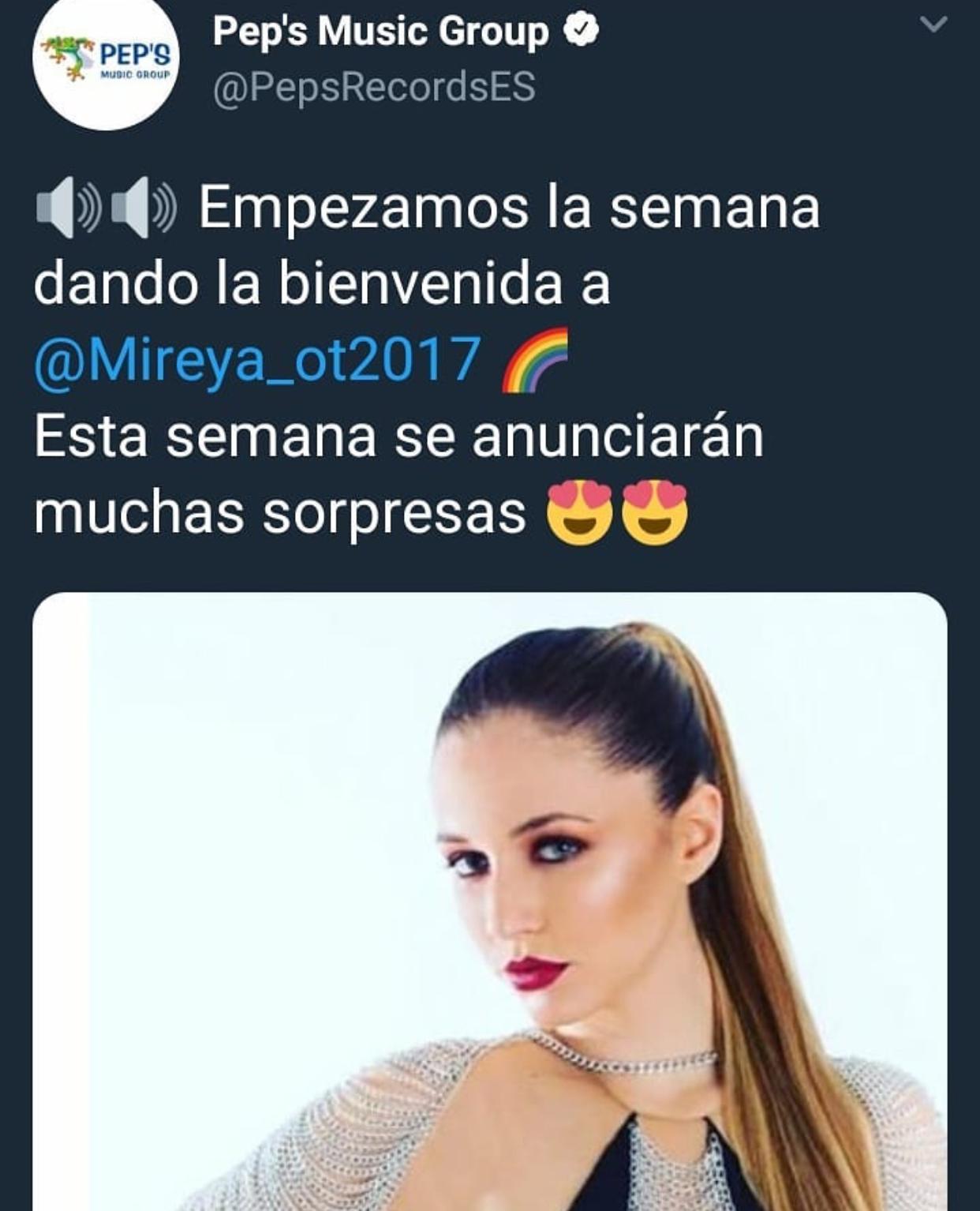 """Mireya Bravo >> Single """"Pídeme (Feat. Raoul Vázquez) - Página 2 0d228d10"""