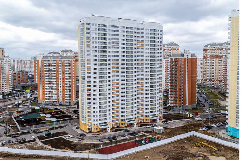 Самые скандальные новостройки Москвы. Фотогалерея с комментариями архитектора Юрия Эхина 313