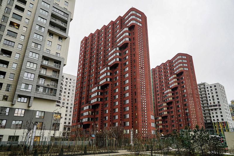 Самые скандальные новостройки Москвы. Фотогалерея с комментариями архитектора Юрия Эхина 412