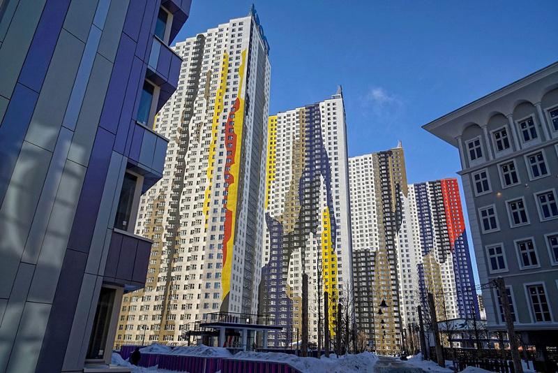 Самые скандальные новостройки Москвы. Фотогалерея с комментариями архитектора Юрия Эхина 512