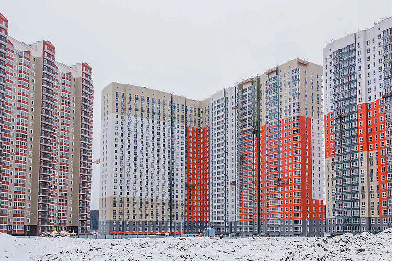 Самые скандальные новостройки Москвы. Фотогалерея с комментариями архитектора Юрия Эхина 816