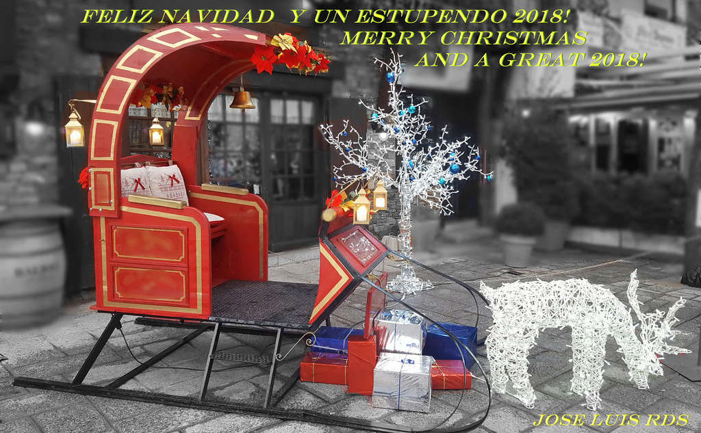 ¡¡FELICES FIESTAS MIATERAS!! 38992712