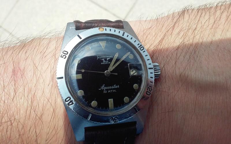 Relógios de mergulho vintage - Página 5 20170711