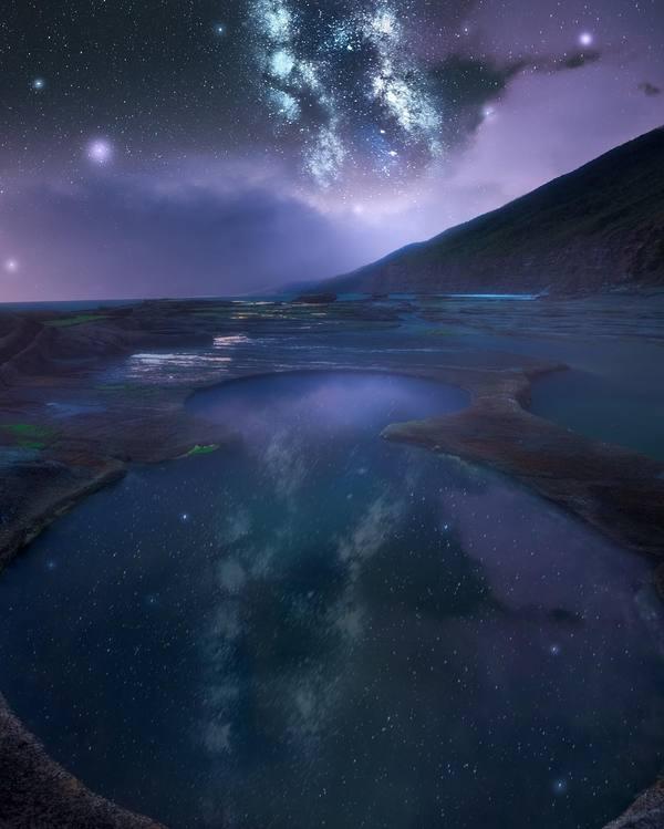 Звёздное небо и космос в картинках - Страница 39 14945010
