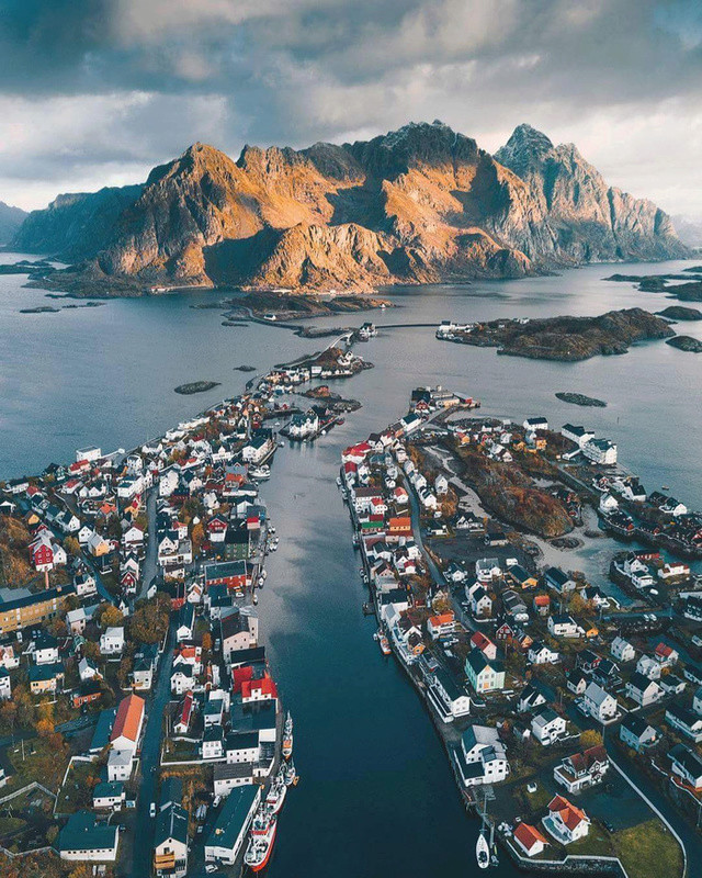 Роскошные пейзажи Норвегии - Страница 37 15193210