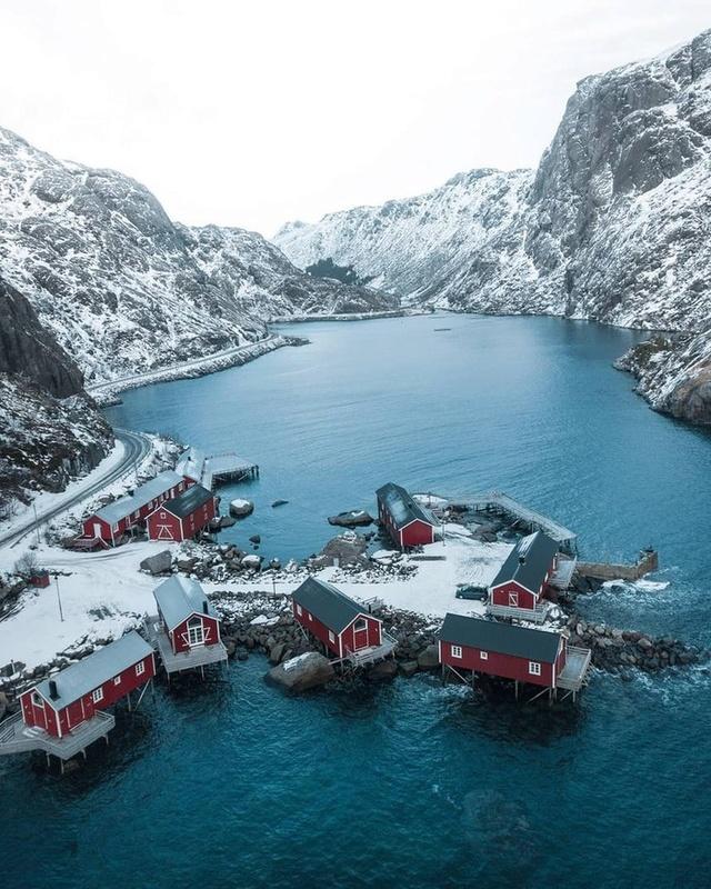 Роскошные пейзажи Норвегии - Страница 39 15203510