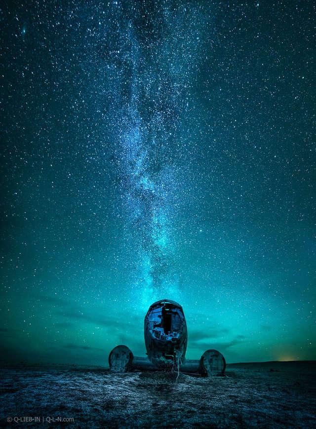 Звёздное небо и космос в картинках - Страница 38 15211210