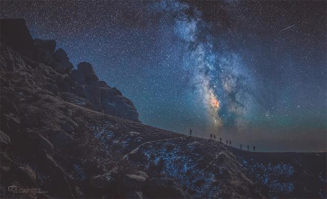 Звёздное небо и космос в картинках - Страница 38 15215010