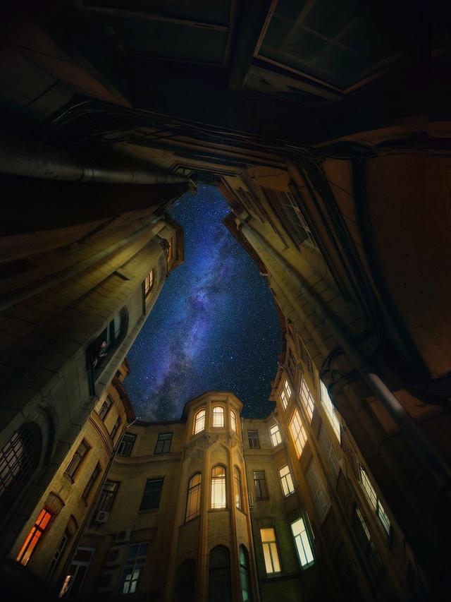 Звёздное небо и космос в картинках - Страница 39 15228510