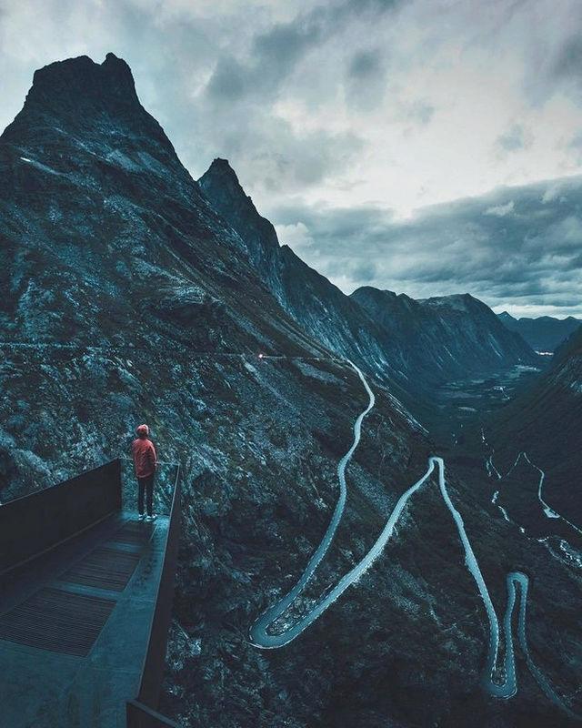 Роскошные пейзажи Норвегии - Страница 3 15232010
