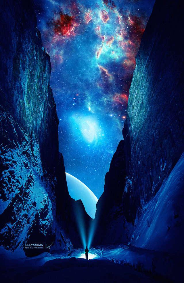 Звёздное небо и космос в картинках 15232810
