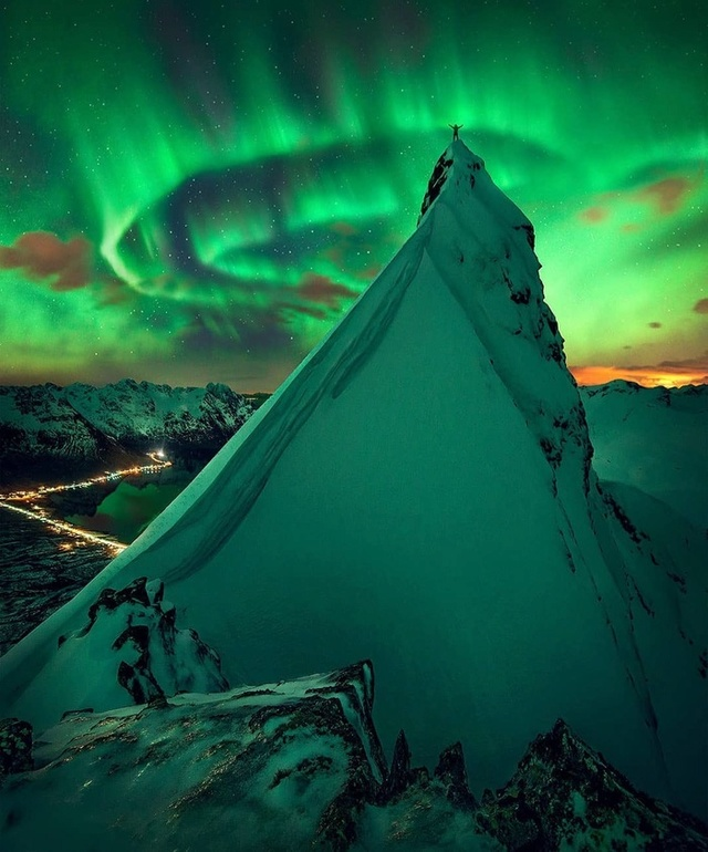 Роскошные пейзажи Норвегии - Страница 3 15233510