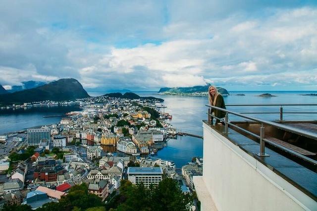 Роскошные пейзажи Норвегии - Страница 3 15235110