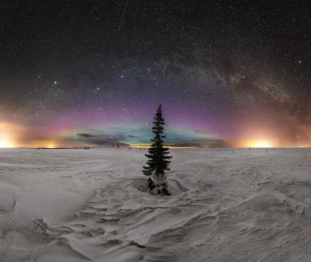 Звёздное небо и космос в картинках 15235111