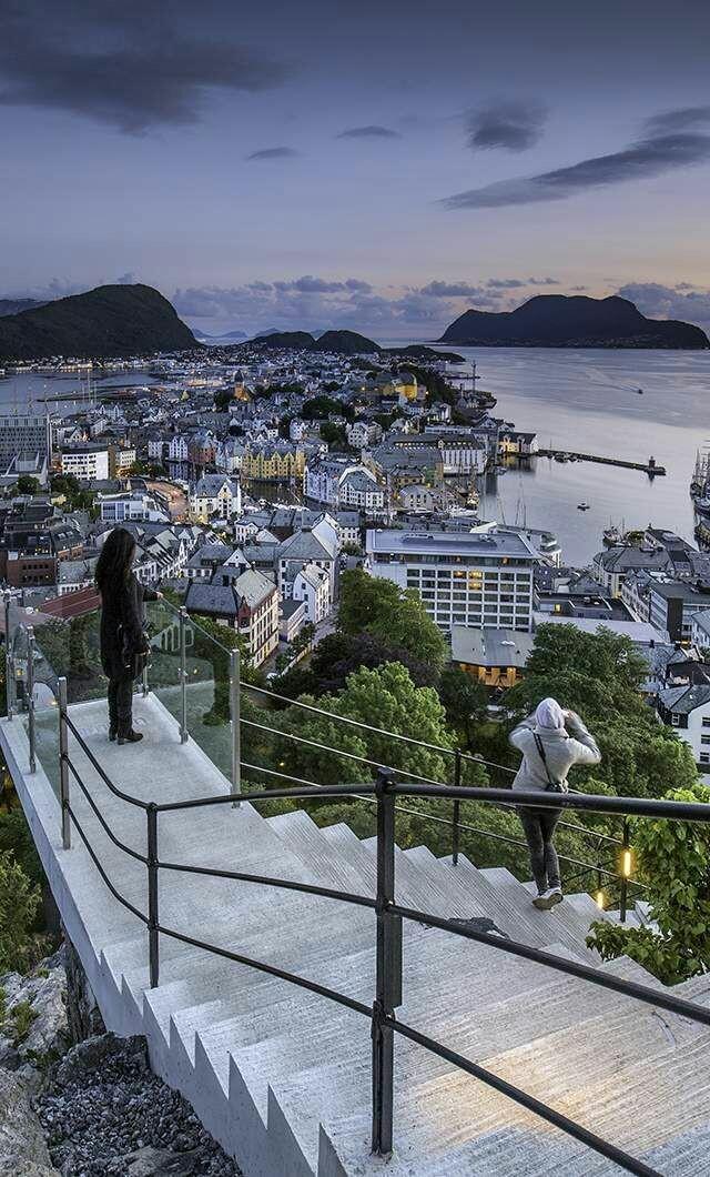 Роскошные пейзажи Норвегии - Страница 3 15235112